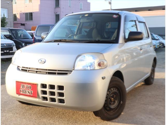 ダイハツ エッセ D 4AT・4WD・7万k