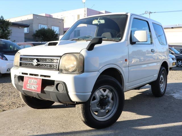 スズキ XG 4WD・5MT・ターボ・キーレス・7.9万k