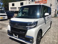 タントカスタムX トップエディションリミテッドSAIII4WD