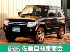 パジェロミニVR ターボ 5速マニュアル 4WD