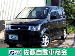 eKスポーツX HDDナビ 4WD シートヒーター HDDナビ