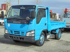 エルフトラック2t 全低床ダンプ Z104