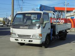 エルフトラック2トン 超ロング タダノ5段ラジコン フックイン付 Z110