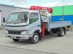ダイナトラック2トン ワイド超ロング 4段ラジコン フック格納付 T024