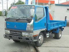 キャンター2トン 4WD ダンプ   F126