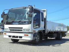 フォワード増トン車 ワイド 超ロング 平ボディ Z115