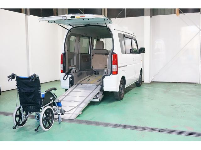 スズキ 福祉車両 4WD スローパー 非課税車 法人歓迎 1年保証