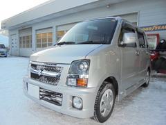 ワゴンRRR−Sリミテッドターボ 4WD