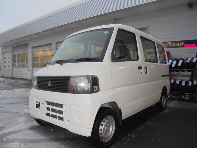 三菱 CD 4WD ハイルーフ マニュアル