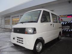 ミニキャブバンCD 4WD ハイルーフ マニュアル