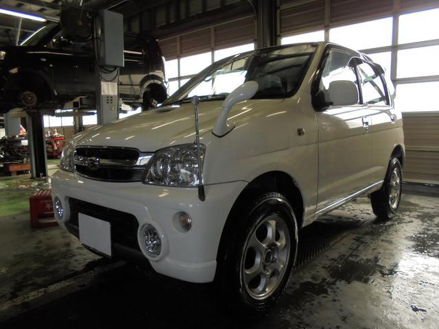 ダイハツ Lターボ 4WD