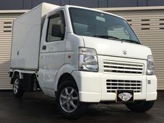 キャリイトラック冷凍冷蔵−20℃〜20℃車 4WD