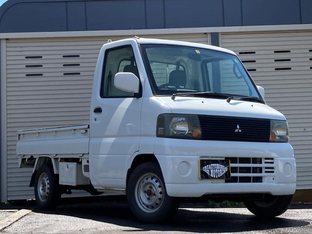 三菱 ミニキャブトラック VX-SE 4WD 車検令和5年7月24日 走行49000キロ