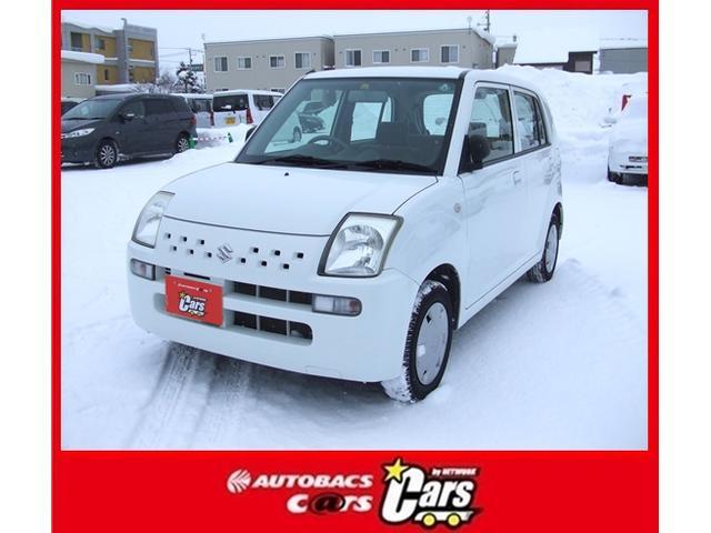 スズキ EII 4WD 5ドア フル装備 エアバッグ ABS キーレス CDコンポ