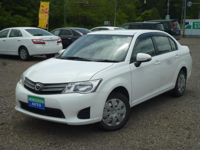 トヨタ 1.5X 4WD CD 法人1オーナー