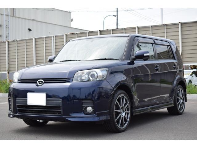 トヨタ 1.8S エアロツアラー 4WD AW ナビ 5名乗り
