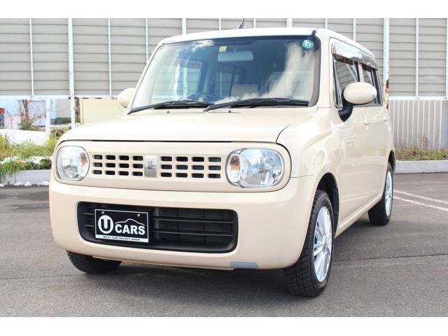 スズキ X 4WD キーフリー&プッシュスタート☆シートヒーター付き☆