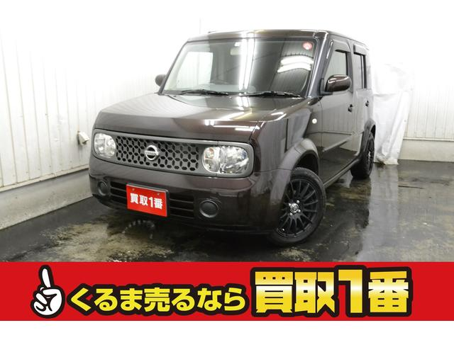 Photo of NISSAN CUBE 14S FOUR PLUS NAVI HDD SP / used NISSAN