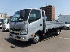 ダイナトラック平ボディ 4WD ワイドロング 積載3トン