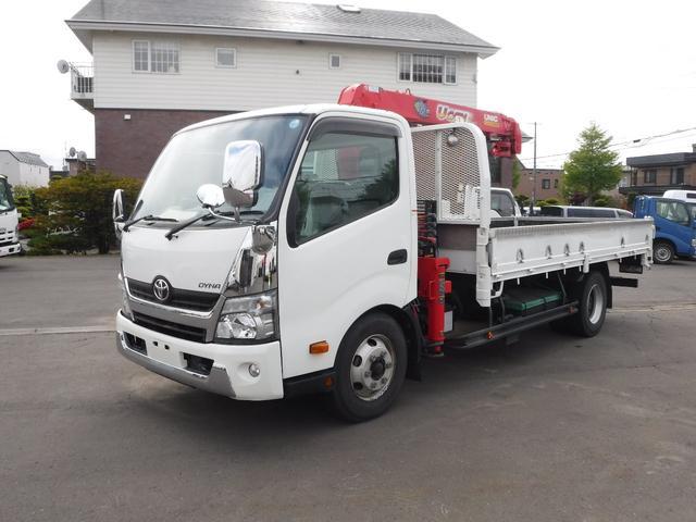 トヨタ ダイナトラック ユニックURU264 ラジコン付 ワイドボディ