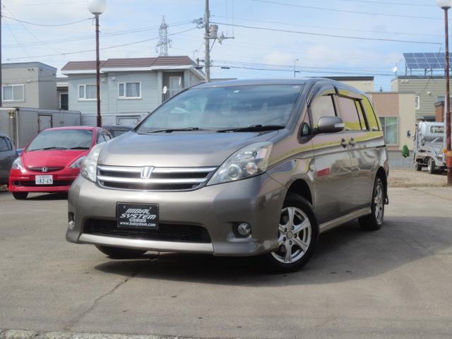 トヨタ プラタナ 4WD 左電動スライド ナビ TV HID