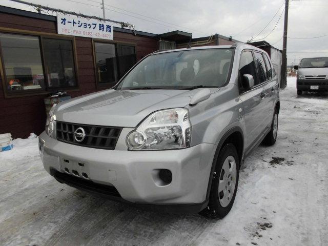 日産 20S・4WD・AT・キーレス・CD・車検整備付