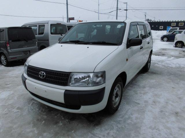 トヨタ DXコンフォートパッケージ・4WD・キーレス・車検整備付
