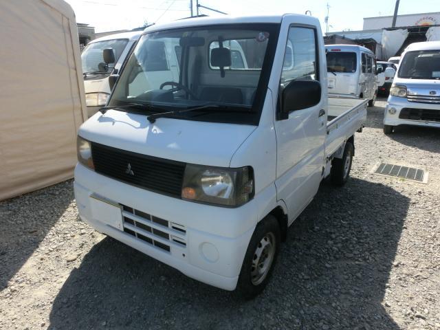 三菱 ミニキャブトラック VX-SE 4WD 軽トラック オートマ 検r4.5 2ドア
