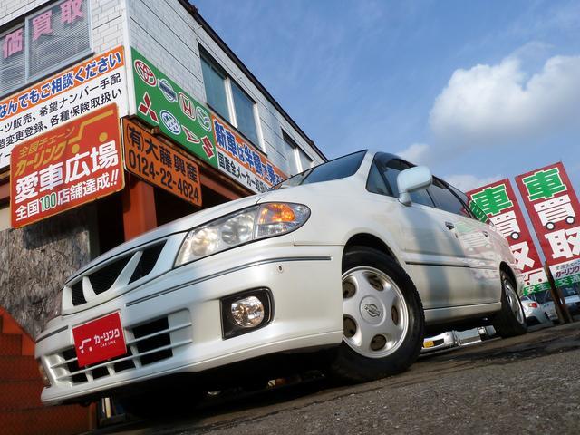 日産 CII 4WD 夏冬タイヤ付