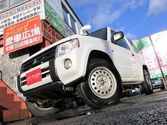 パジェロミニZRターボ官公庁ワンオナ夏冬タイヤ付一年間走行距離無制限保証