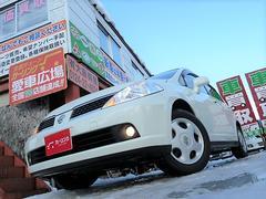 ティーダ15M FOURワンオナ夏冬タイヤ付一年走行無制限保証