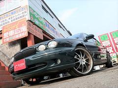 ジャガー Xタイプ2.5 V6スポーツ夏19inアルミ バイパーセキュリティー