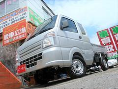 スーパーキャリイL4WD社外キーレス登録済未使用車セーフティサポ ゴムマット
