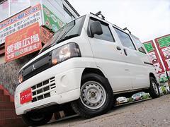 ミニキャブバンCS4WD官公庁ワンオーナー夏冬タイヤ付一年走無制限保証