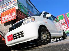 eKワゴンM 4WD 社外エンジンスターター冬タイヤ一年走行無制限保証