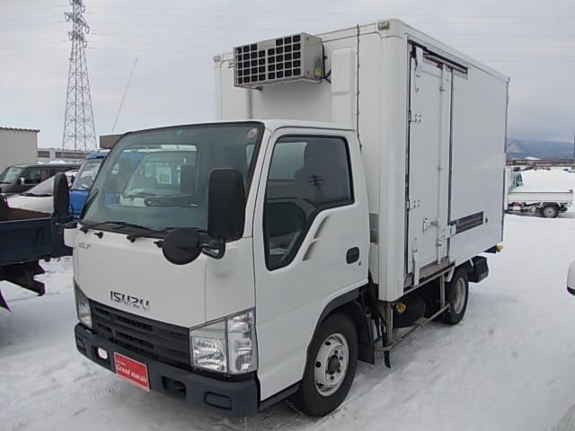 いすゞ 3.0ディーゼルターボ東レ-30度 冷蔵冷凍車