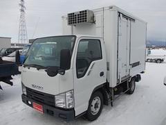 エルフトラック3.0ディーゼルターボ東レ−30度 冷蔵冷凍車