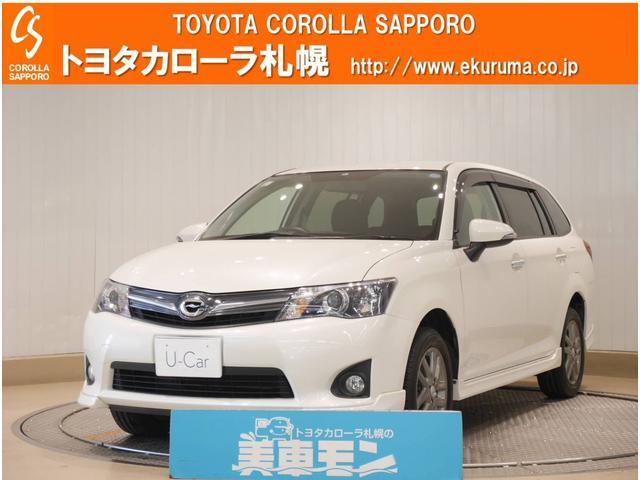 トヨタ 1.5G エアロツアラー W×B 4WD