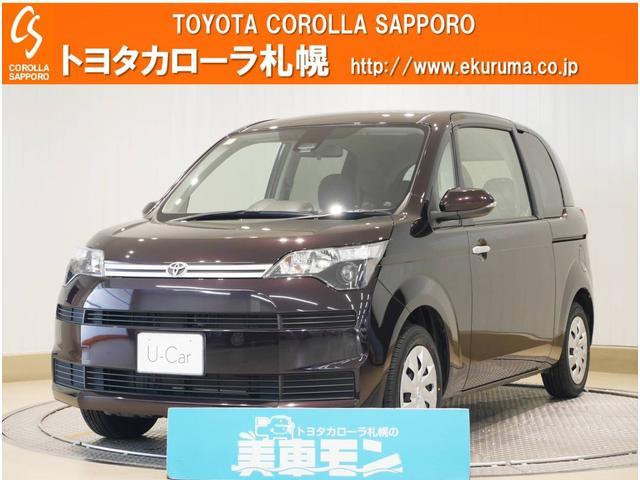 トヨタ X 4WD トヨタセーフティセンス・メモリーナビ付
