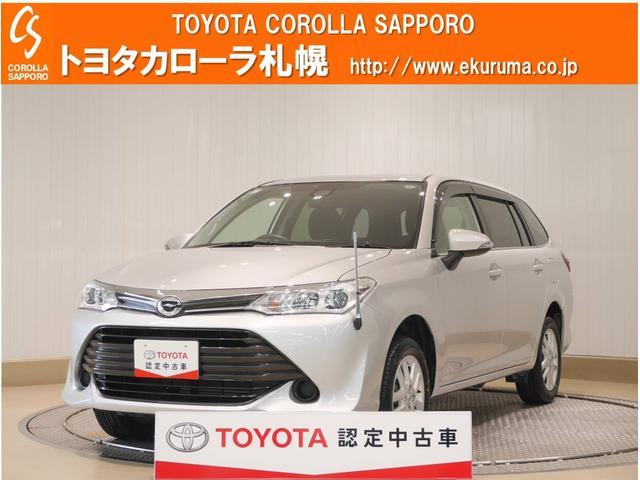 トヨタ カローラフィールダー 1.5G 4WD 1オーナー車・トヨタセーフティセンス付