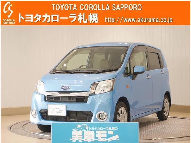 スバル L スマートアシスト 4WD ETC・アイドリングストップ・キーレス付