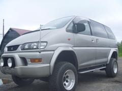デリカスペースギアエクシード ツインサンルーフ 4WD