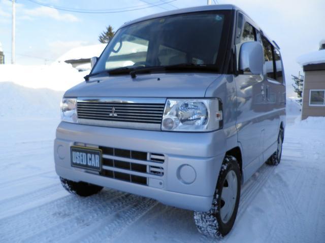 三菱 LX 4WD 4速オートマ エンジンスターター キーレス