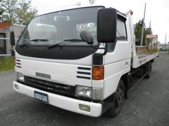 タイタントラック超ロングワイドセーフティーローダー積載車