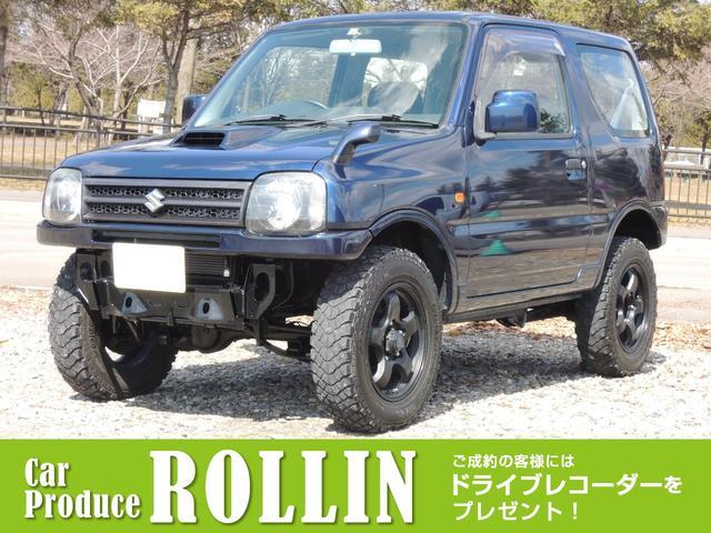 スズキ XG 4WD リフトアップ WORKアルミ&マットタイヤ