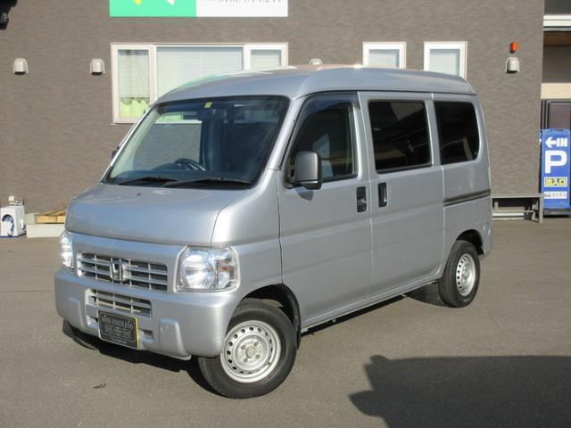 ホンダ プロA 4WD 車検32年7月 スタッドレス付