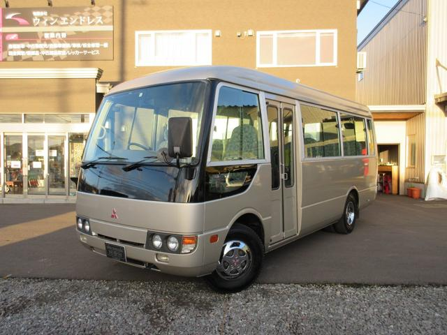 三菱ふそう DX マイクロバス 26人乗り レンタカー