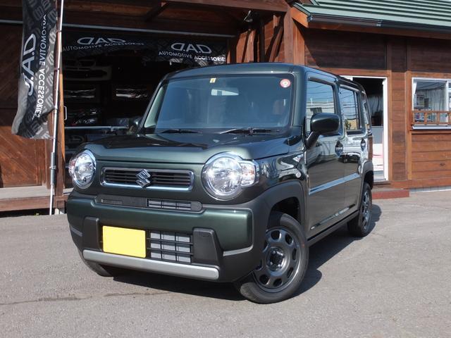 スズキ ハイブリッドG 4WD・スマートキー・Pスタート・ブレーキサポートレス