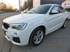 BMW X4xDrive 35i Mスポーツ 4WD