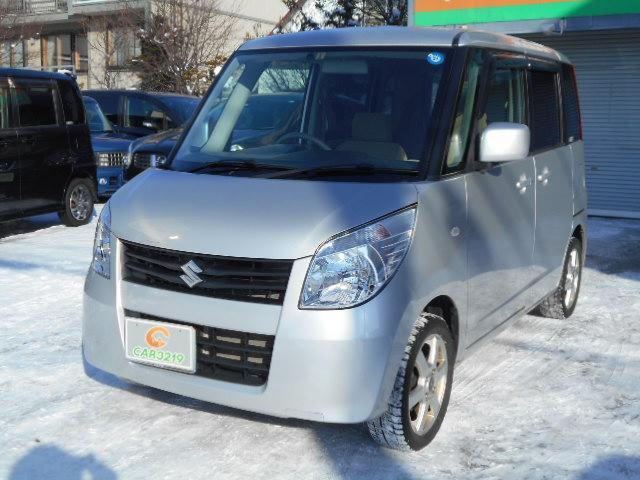 スズキ X 新品国産冬タイヤ+AW 4WD 純正ナビ  ETC
